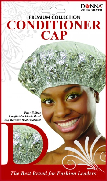 DONNA CONDITIONER CAP SILVER T11034
