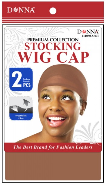 STOCKING WIG CAP/ ASST. 11050