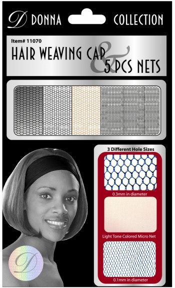 DOONA WEAVING CAP & 6 PC NET