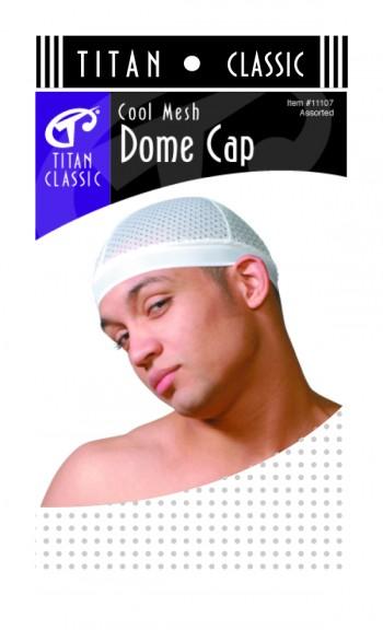 TITAN COOL MESH DOME CAP ASS T11107