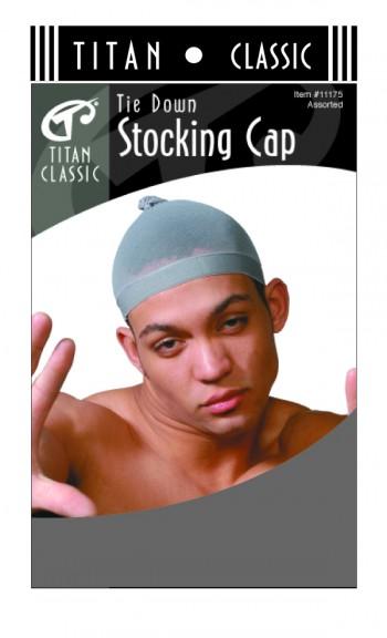 TIE DOWN STOCKING CAP ASS T11175