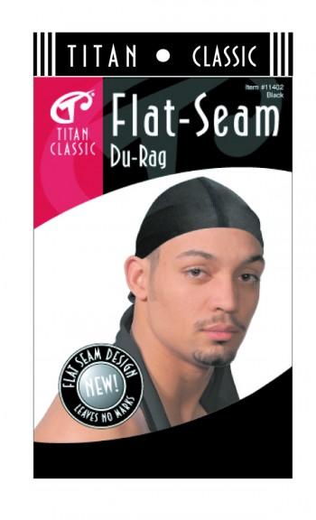 FLAT SEAM DURAG ASS 11401