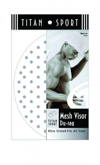 MESH VISOR DURAG ASST T1680