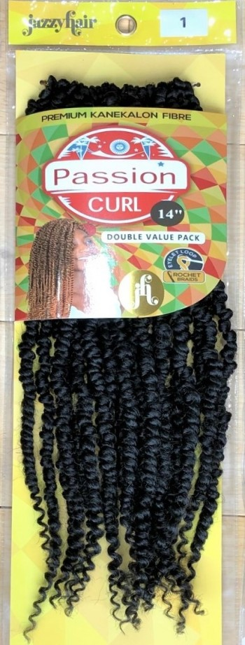 Passion Curl Crochet Braid
