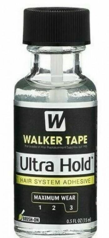 Walker Tape Ultra Hold Brush On Adhesives 0.5oz 1.4 oz 3.4oz