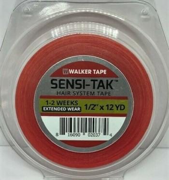 """WALKER SIGNATURE SENSI-TAK SELECT TAPE ROLLS 12 Yards 1/2"""" & 3/4"""""""
