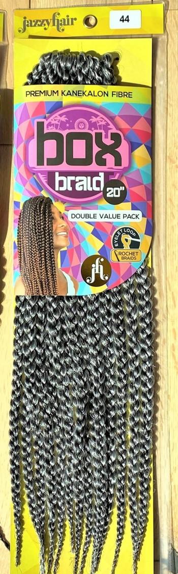 BOX BRAID Crochet Braid