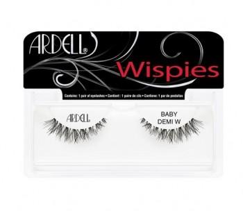 ARDELL Baby Demi Wispies Black  Lashes