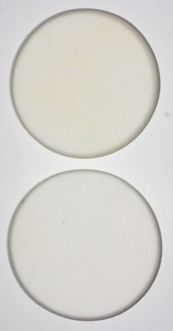 Cosmetic Round Buffed Sponge