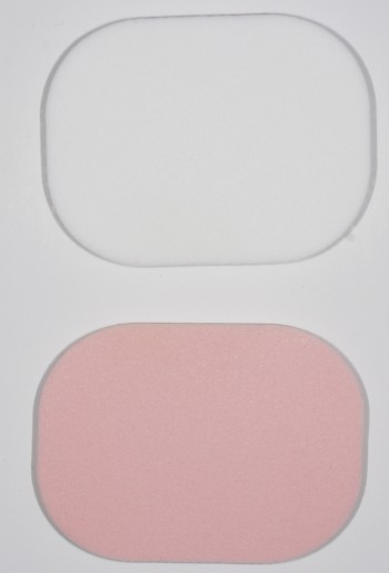 Cosmetic Rectangle Sponge