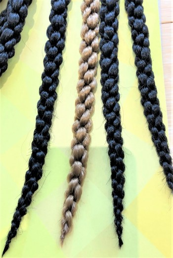 PYRAMID TWIST Crochet Braid
