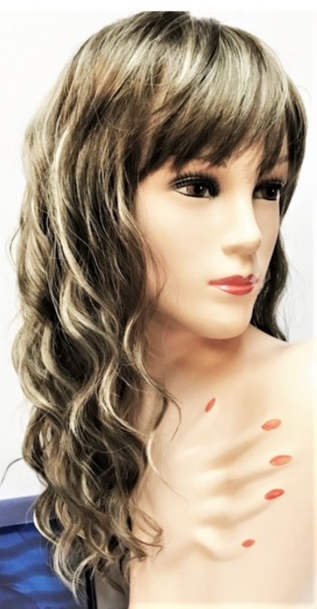 Deena Long Synthetic Wig