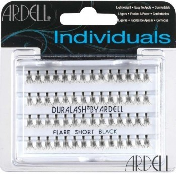 ARDELL Duralesh flare short  Black  30110 Lashes