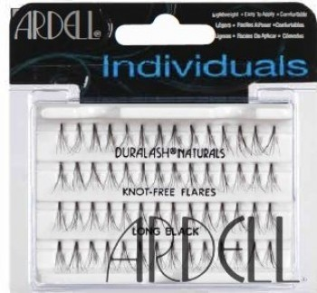ARDELL Duralesh ind knotted flares long black  30310 Lashes