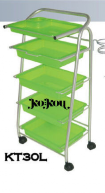 Professional Trolley (Green)