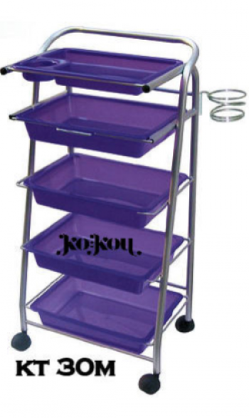 Professional Trolley (Purple)