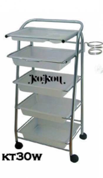 Professional Trolley (White)