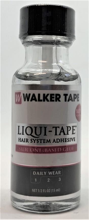 Walker Tape Brush on Liqui-tape 0.5 fl oz