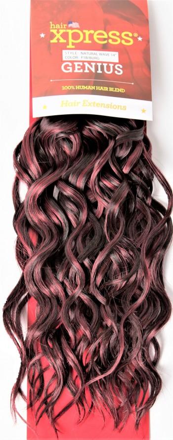 Hair Xpress Genius Natural Weave