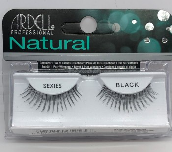 ARDELL Invisbands Sexies Black Lashes