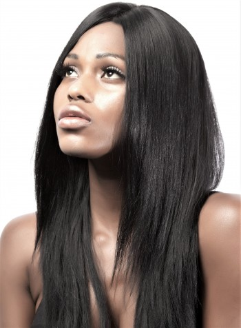 YAKI 100% Remi Human Hair Lace Front Wig
