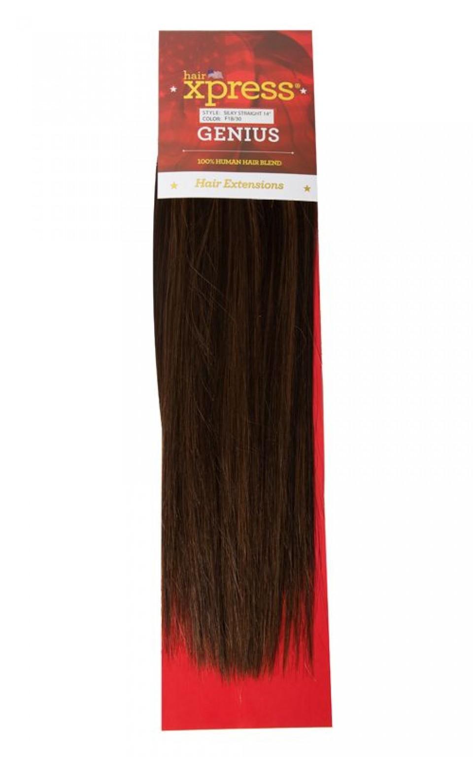 Hair Xpress Genius Silky Weave - Hair Extensions